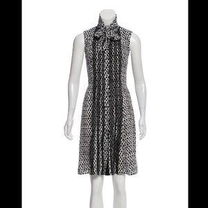 Oscar de la Renta silk XS / 0 dress